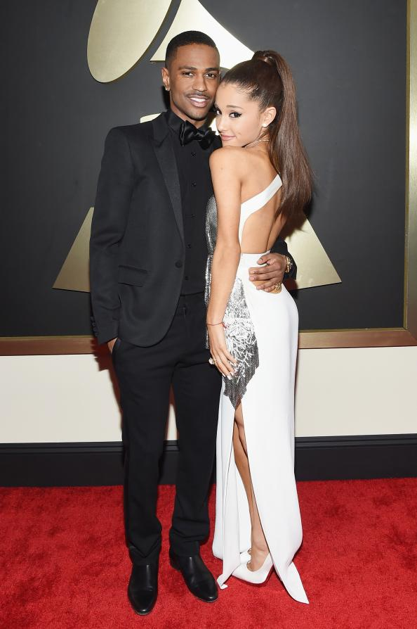 Ariana Grande And Big Sean Make Their Red Carpet Debut
