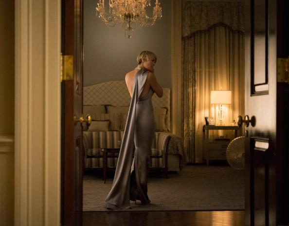 3 Things You Didn't Know About Robin Wright's House of Cards Style | Great Fashion Ideas