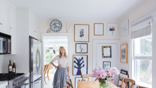 Taylor-Made Living: Come Inside Designer Rebecca Taylor's Beach House