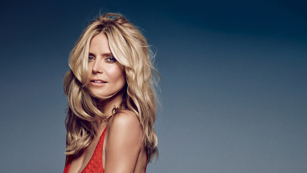 Heidi Klum Hair Styles: Watch Heidi Klum's Racy New Video From Her Intimates