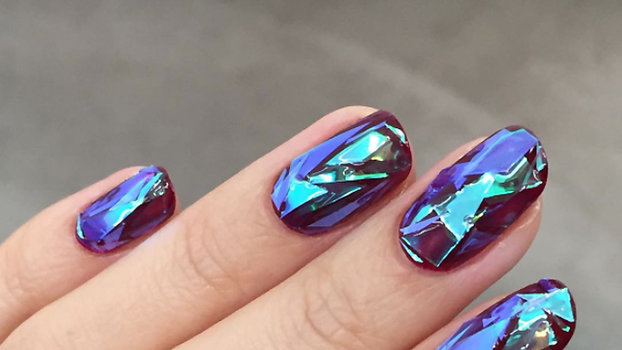 Everything you need to know about korean glass nails instyle prinsesfo Choice Image