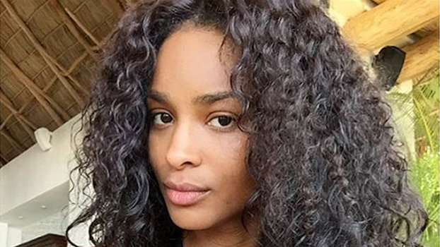 The Secret To Ciara S Perfect Vacation Curls Is Easier