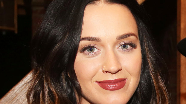 Swell Katy Perry Just Cut Her Hair Into A Lob Instyle Com Short Hairstyles For Black Women Fulllsitofus