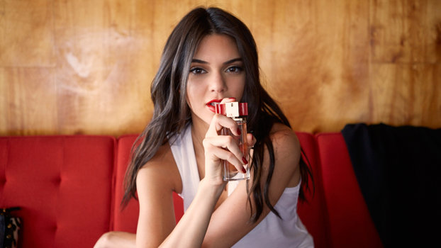 Kendall Jenner Is Estée Lauder's Modern Muse: See the New Fragrance Ad