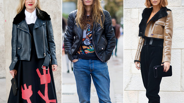 770b37c6d63d How to Wear a Leather Jacket