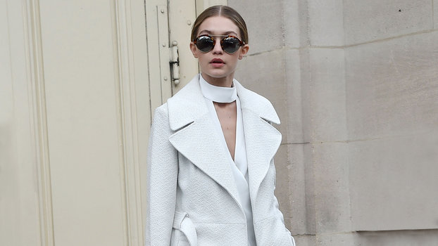 How to Style a White Coat | InStyle.com