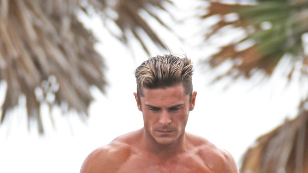 What Zac Efron Ate to ...