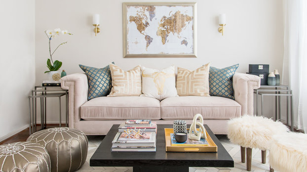 This Home Office Makeover Will Leave You Breathless