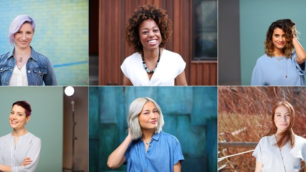 Dove's New #LoveYourHair Campaign Celebrates Diversity in Beauty