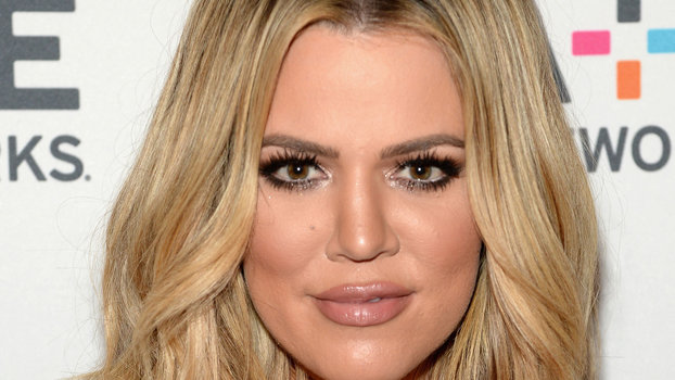Khloe Kardashian Has an Awesome Nail Hack For You