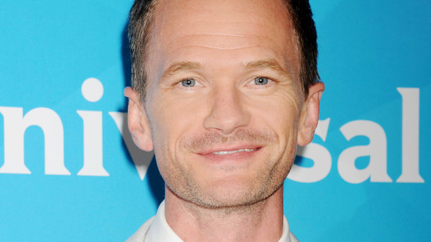 Neil Patrick Harris On The Set Of A Series Unfortuante Events InStylecom