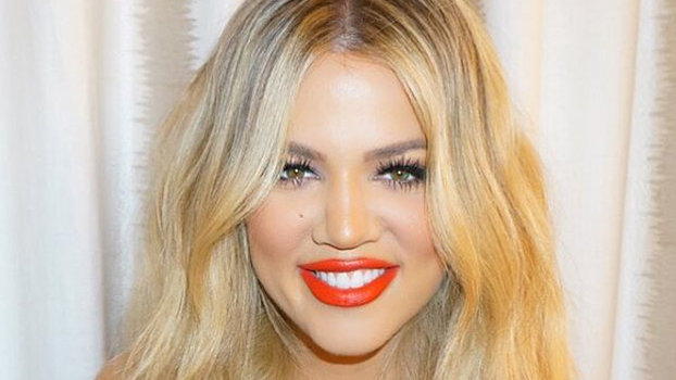 how to style hair like khloe exactly how to get khloe s wavy style 4251