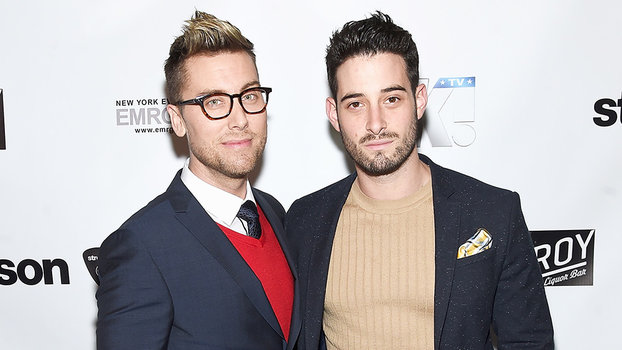 celebrity gay celebrity couples who got married
