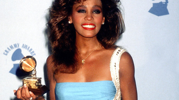 Whitney Houstons Emmy And Iconic Costumes To Go Up For