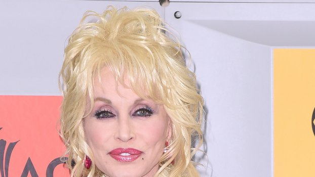 50th Hairstyle: Dolly Parton And Carl Dean 50th Wedding Anniversary