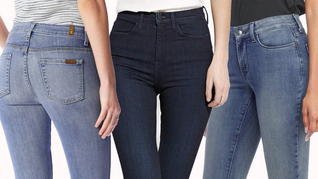 Best Jeans For Short Women With Big Thighs
