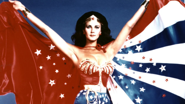 WONDER WOMAN, Lynda Carter, 1976-1977