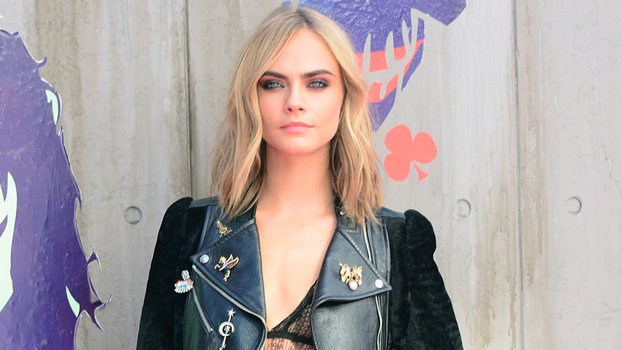 Cara Delevingne's Red Carpet Style