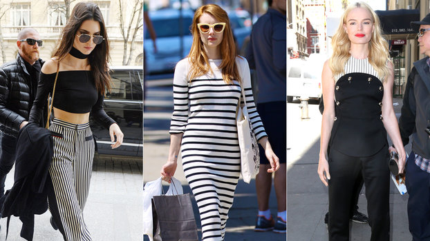 Where to Buy the Exact Striped Pieces Celebrities Are Loving Now