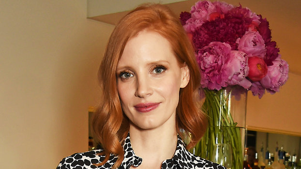 68fea8536edb Jessica Chastain Is on the Most Epic Grecian Holiday with Her Mom InStyle. Jessica  Chastain isn t ready to end her European getaway just yet!