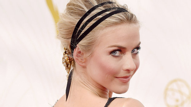 Times Julianne Hough Made Hair Accessories Work InStyle.com