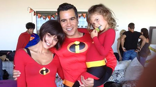 The 17 best celebrity family Halloween costumes of all time