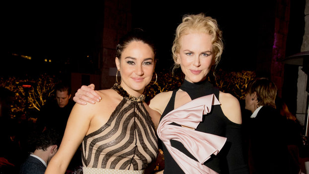 Inside the InStyle Awards 2016 withNicole Kidman Shailene Woodley and More