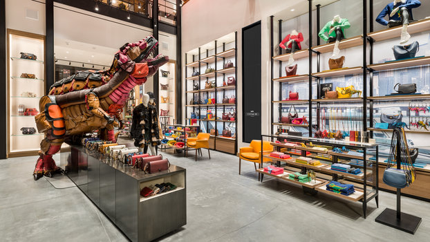 A Look Inside Coach S Largest Retail Store In The World