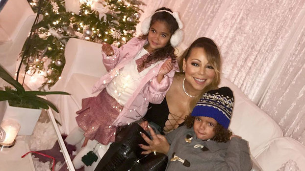 Mariah Carey And Nick Cannon S Kids Have A Candy Room At
