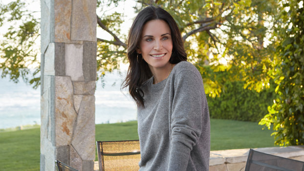 Photos inside courteney cox 39 s malibu home for Cox at home