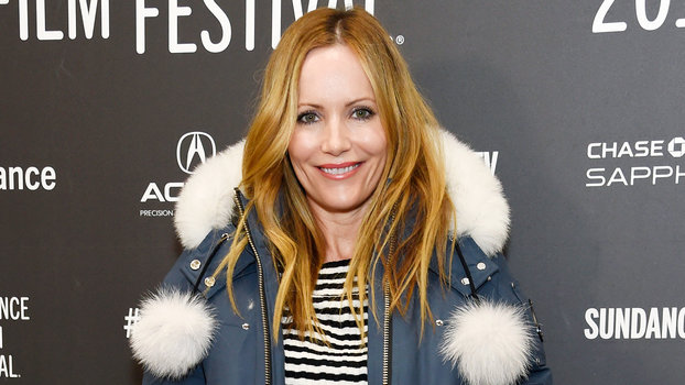 2017 Invision Actress Leslie Mann poses at the premiere of the film  The Big Sick  at Eccles Theatre during the 2017 Sundance Film Festival on Friday, Jan. 20, 2017, in Park City, Utah. (Photo by Chris Pizzello/Invision/AP)