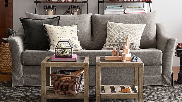 home decor websites like pottery barn pottery barn s new small space collection instyle 13390
