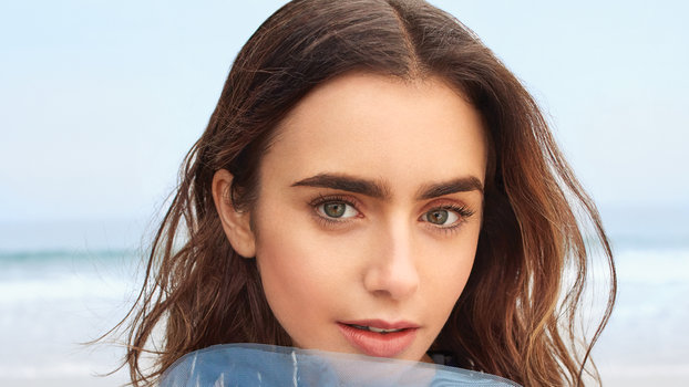 Lily Collins On Her Personal Style And Her Unfiltered New