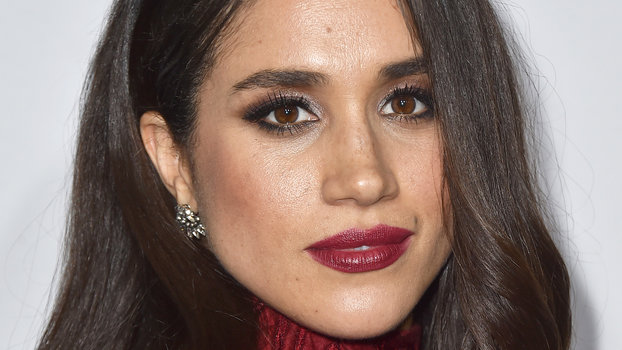 Meghan Markle arrives at ELLE's 6th annual Women in Television celebration at the Sunset Tower Hotel on Wednesday, Jan. 20, 2016, in Los Angeles. (Photo by Jordan Strauss/Invision/AP)