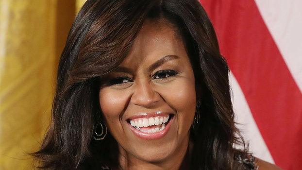 WASHINGTON, DC - JULY 19:  First lady Michelle Obama participates in an event with future college students in the East Room at the White House July 19, 2016 in Washington, DC. The first lady hosted the third annual  Beating the Odds  summit with more than