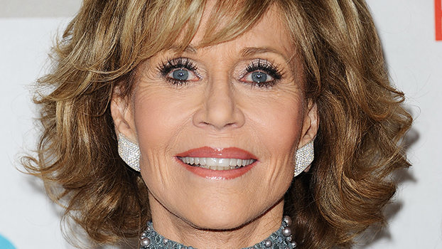 Jane Fonda Hair Styles: Inside Jane Fonda's Century City Home