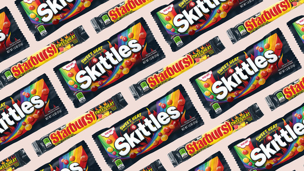 Spicy Skittles and Starbursts to Hit Stores in December