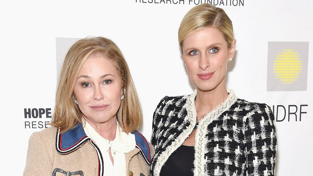 3bc62c68d9eb Pregnant Nicky Hilton and Her Mom Kathy Made the Most Adorable Pair in  N.Y.C.