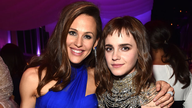 Jennifer Garner and Emma Watson