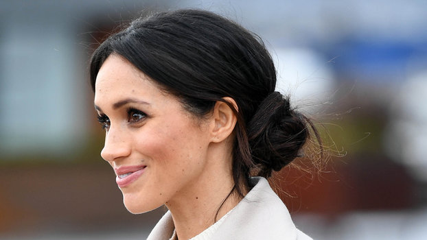 Image result for meghan markle hair low bun