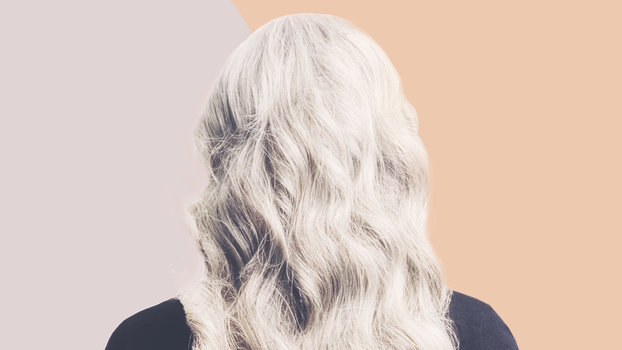 I Embraced My Gray Hair - But No One Else Did | InStyle.com