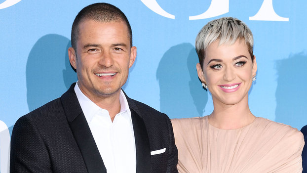 Katy Perry and Orlando Bloom lead