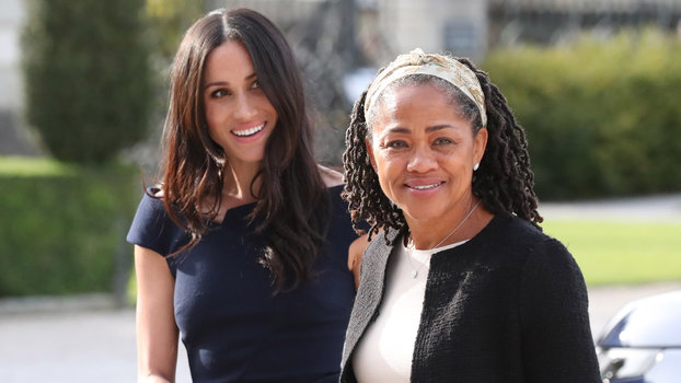 Meghan Markle's Mom Doria Ragland Arrives in London Ahead of Baby Sussex's Birth