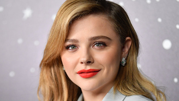 ab8d0bb40d18 See Chloe Grace Moretz s Sugar Cookie Blonde Hair - Blonde Hair Color Ideas