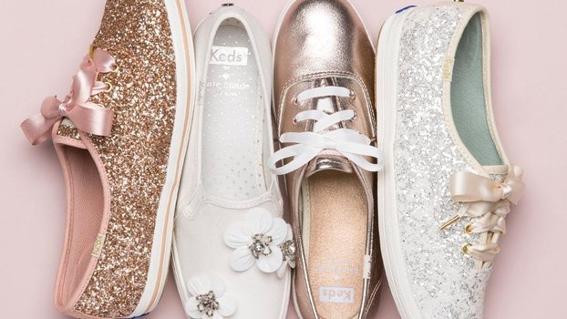 9122782f634 Shop Nordstrom s Half Yearly Sale for Kate Spade x Keds Sneakers ...