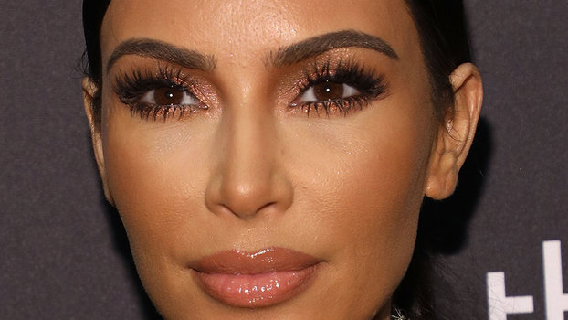 Kim Kardashian's KKW Beauty Launches First Red Lipstick - Kim Kardashian Red Lipstick | InStyle.com