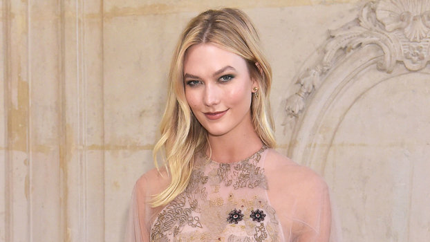 InStyle's Look of the Day picks for January 22, 2019 include Karlie Kloss, Emma Stone and Uma Thurman.