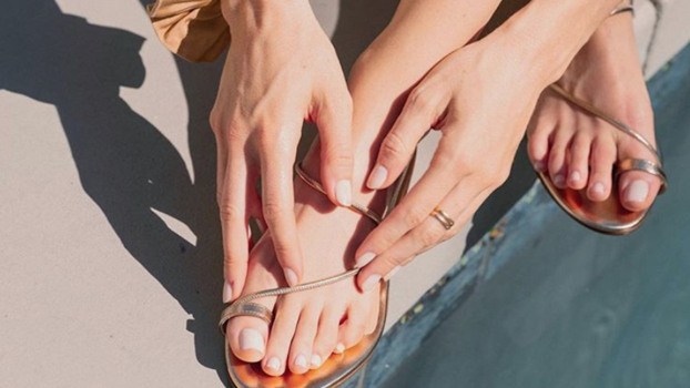 Women Are Buying These Cute, Comfortable Sandals for Their Honeymoons