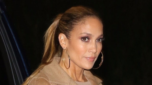 InStyle's Look of the Day picks for March 22, 2019 include Jennifer Lopez, Lupita Nyong'o and Brit Marling.