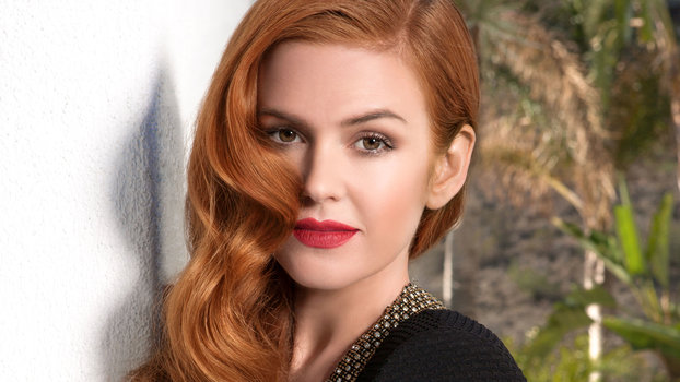 Isla Fisher talks about her first ever redheaded role models and what having red hair really means to her.